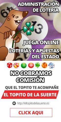 Loterías topito