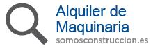 ALQUILER MAQUINARIA
