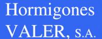 HORMIGONES VALER