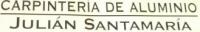 CARPINTERIA DE ALUMINIO JULIAN SANTAMARIA