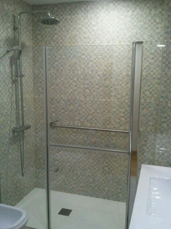 Cuartos de baño adaptados