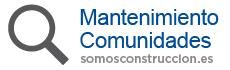 MANTENIMIENTO DE COMUNIDADES